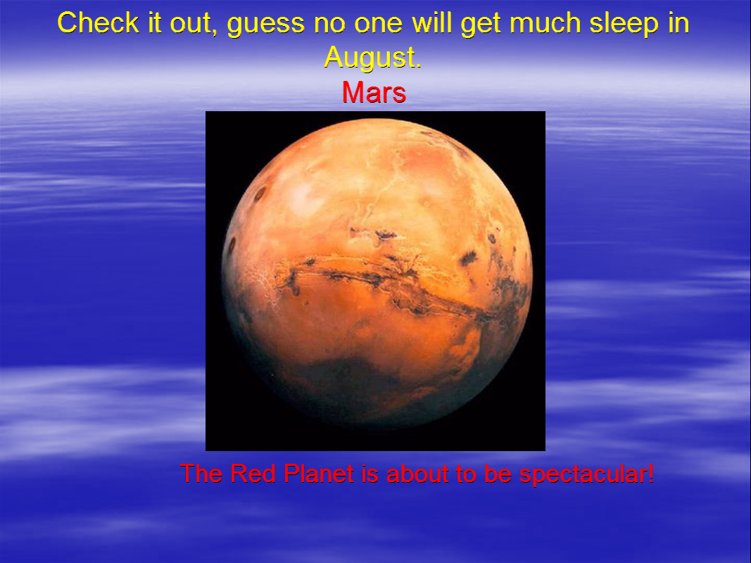 Mars as Big as the Moon (2009 edition) – Still Not True