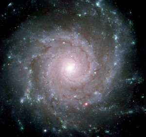 M74 by Hubble
