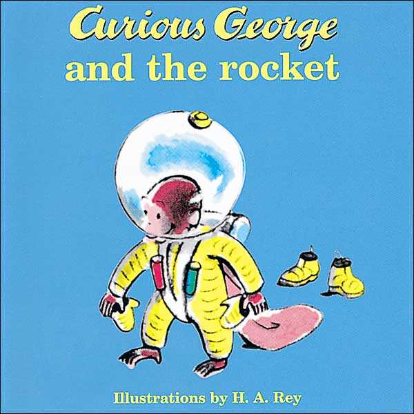 Curious-George-and-the-Rocket